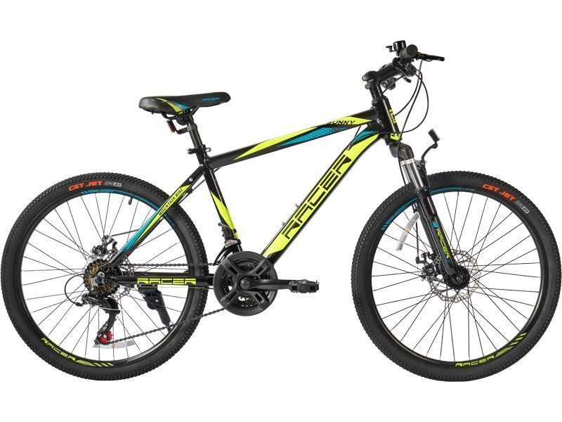 Велосипед Racer 24-104 disk