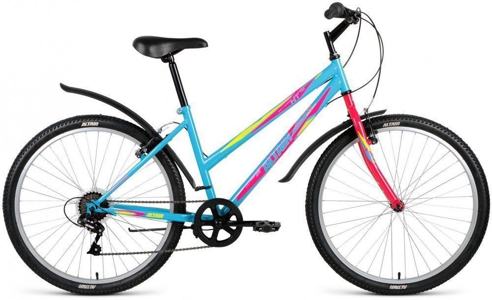 Женский велосипед ALTAIR MTB HT 26 1.0 Lady