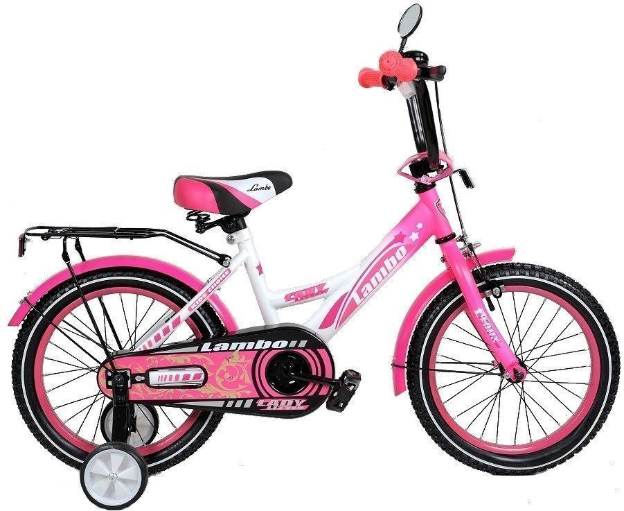 "Детский велосипед 14"" Varma LAMBO"