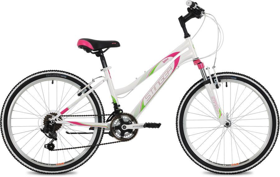 "Велосипед Stinger 24"" Latina MICROSHIFT"
