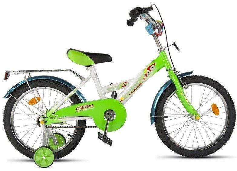 "Детский велосипед Junior Star HD-E06 18"""