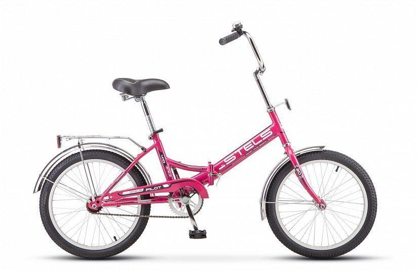 """Велосипед STELS Pilot 410 20"""" Z011"""