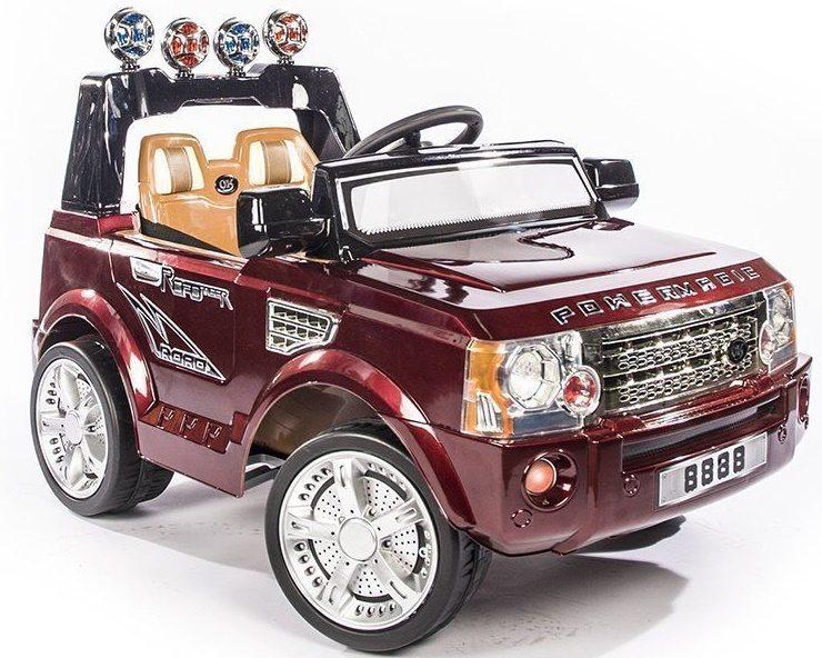 Детский электромобиль JJ012 R/C PAINT