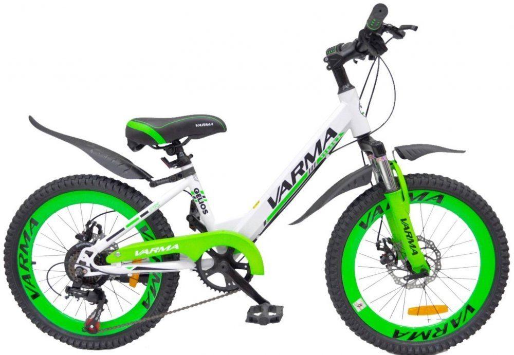 """Детский велосипед 20"""" VARMA GELIOS 7 ск. ст."""