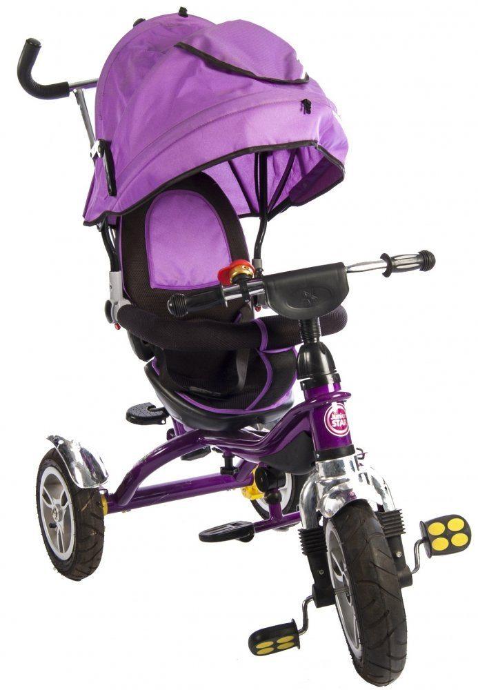 Трехколесный велосипед на надувных колесах JS03AT
