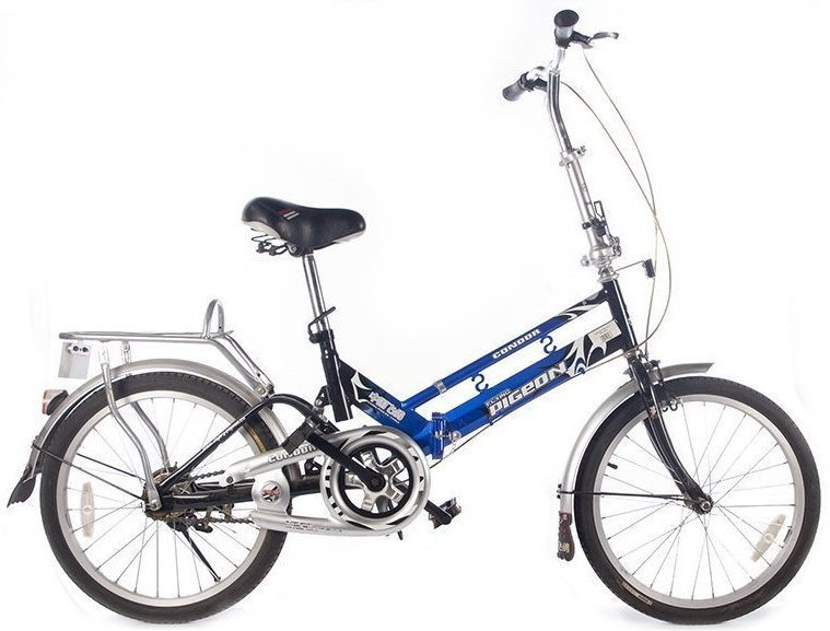 "Складной велосипед Pigeon 20"" ZD2010-ML"