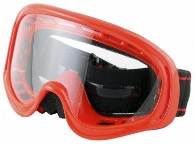 Очки кроссовые G990 MICHIRU красные