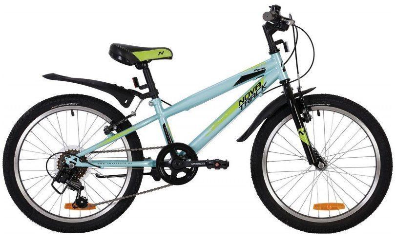 """Детский велосипед NOVATRACK RACER 20"""" (2020)"""