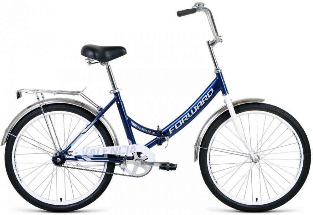 Складной велосипед Forward Valencia 24 1.0 (2019-2020)