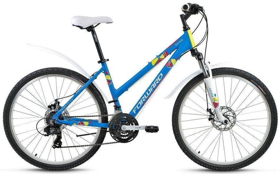 Подростковый велосипед Forward Seido 24 1.0 (2017)