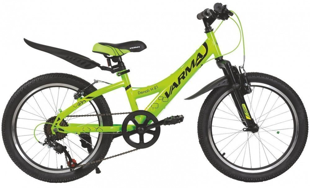 """Велосипед 20"""" VARMA Denali H21 7 ск. ст."""