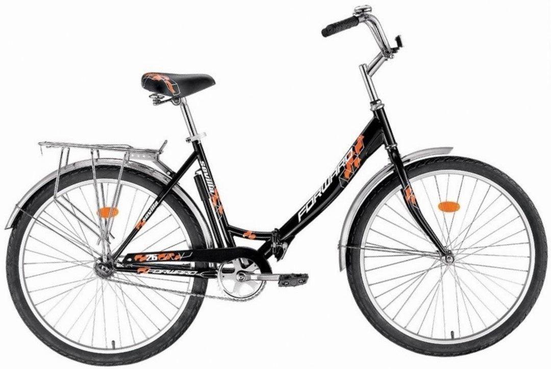 Складной велосипед Forward Sevilla 1.0