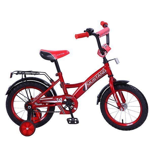 """Детский велосипед дет 14"""" MUSTANG GW-тип"""