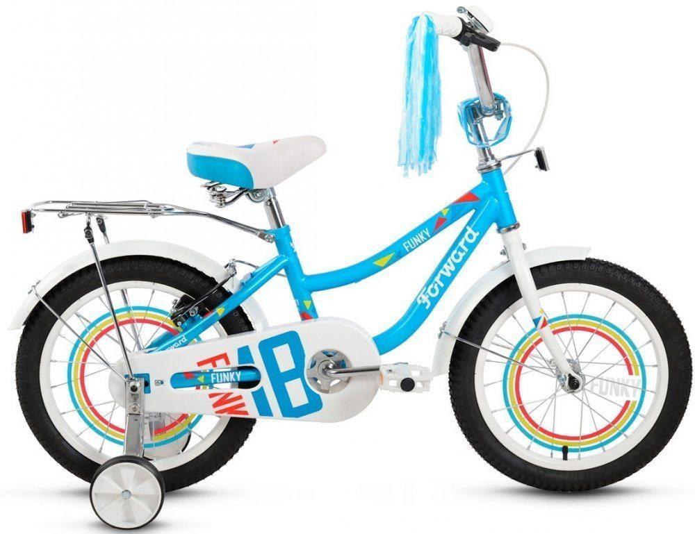 Детский велосипед Forward Funky 18 Girl