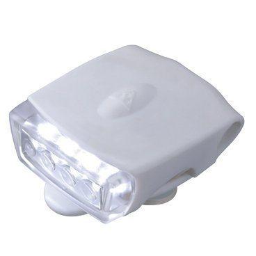 TOPEAK WhiteLite DX USB передняя фара, зарядка ч/з USB (W, white)