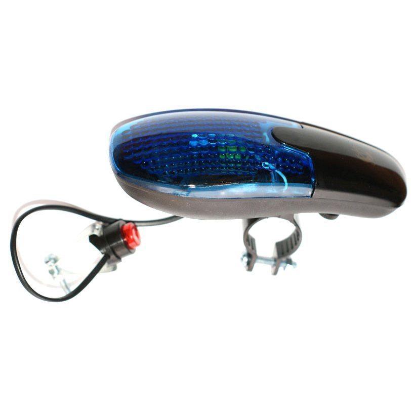 Сигнал XC-209, электрический, световой, 8 мелодий, 1 светодиод