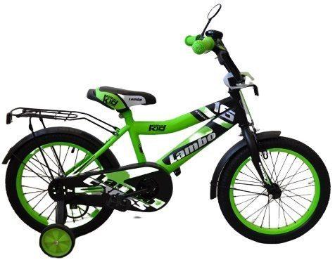 "Детский велосипед 16"" Varma LAMBO CROSS"