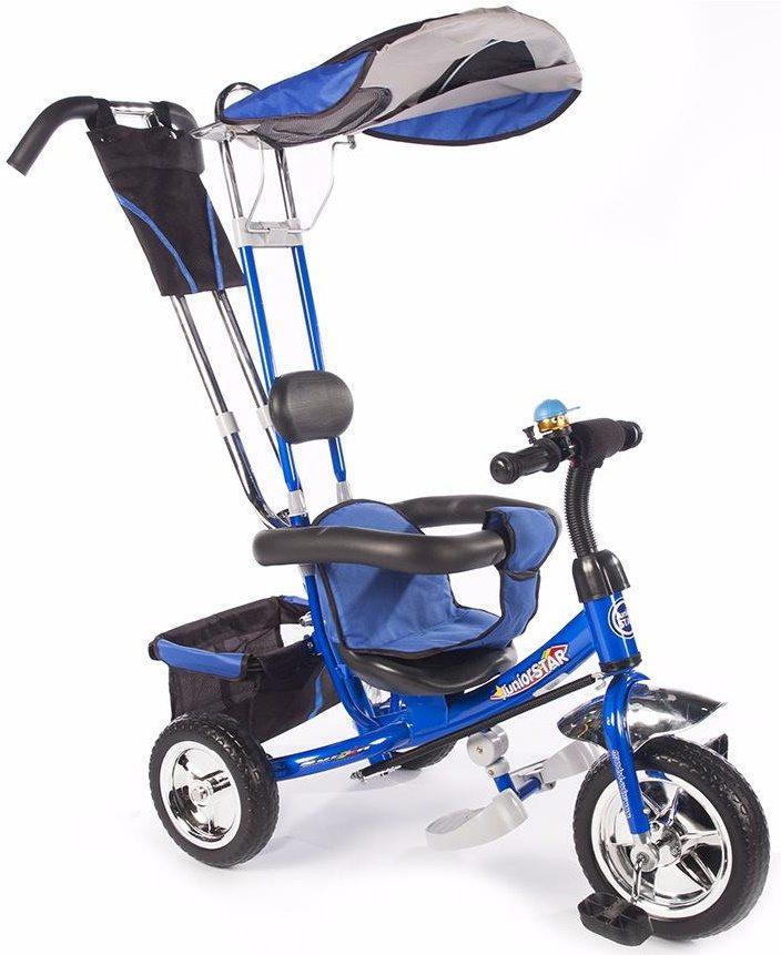 Трехколесный велосипед JS08ET (eva колеса)