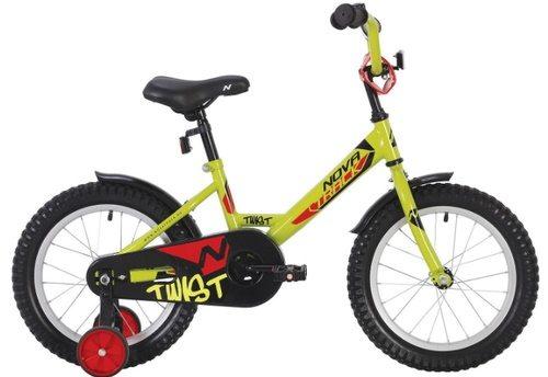 """Детский велосипед NOVATRACK TWIST  16"""" 2020"""