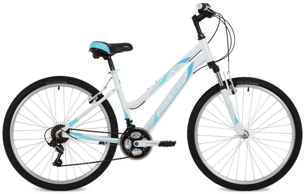 """Женский велосипед Stinger 26"""" Laguna 2019"""